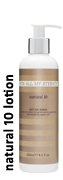 Organic Sunless Tanning Lotion